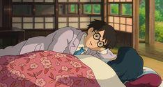 Naoko and Jiro, The Wind Rises