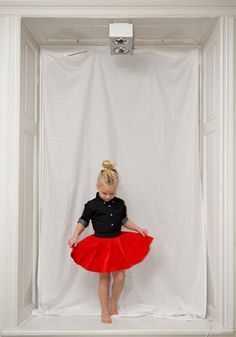 From Bellissima Kids Fashion Week, The Brand - AW 2012