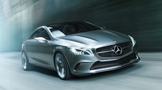Mercedes Concept Style Coupe  2012