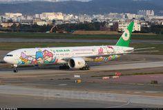 Photo of - Boeing - Eva Air Boeing Planes, Boeing 747 200, Flight Deck, Pista, Macau, Photo Online, A Decade, More Photos, Taiwan