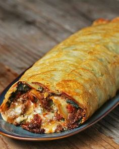 Scalloped Potato Roll Recipe by Tasty