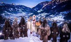 Have you ever heard of the Krampus here in Austria? Have You Ever, Austria, Mount Everest, Mountains, Nature, Blog, Travel, Voyage, Blogging
