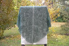 Ecotone pattern by Corinne Ouillon