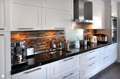 Kuchnia styl Rustykalny - zdjęcie od Inspired Living Home - Kuchnia - Styl…