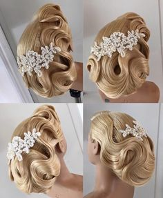 Weddingshairstyle/weddingshairupdo inspiration