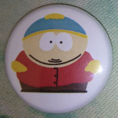 Button #Badge #SouthPark #Cartman