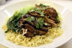 Chomping Board: Asian Crock Pot Pork Loin Roast