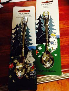 Pitkävartisetlusikat Muumipeikko ja Tahmatassu Niiskuneiti Measuring Spoons, Books, Libros, Book, Book Illustrations, Libri