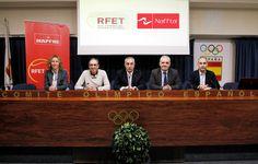 ¡Firma Colaboración con la Real Federación Española de Tenis!