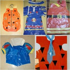Carnival Crafts, Carnival Costumes, Chateau Fort Moyen Age, Diy For Kids, Crafts For Kids, Eco Clothing, Costume Dress, Tutu, Fancy Dress