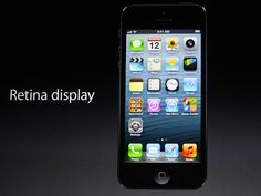 Apple announces iPhone new iPods (Photo: Wilson Rothman / NBC News) Apple Iphone 5, New Iphone, Satellite Network, Note Reminder, Geek Gadgets, New Inventions, Ipod Nano, Cool Tech, Apple Mac