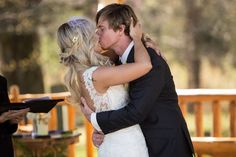 First Kiss.  Spring Wedding at Cedars of Lebanon State Park Nashville   #bride #groom #first kiss #cedars of lebanon #spring #wedding #photo #nashville #photographer #beautiful