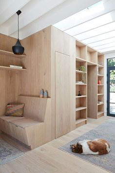 Clifford Studio Interior by Bach Architecture, Photo by Mariko Reed