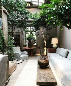 So Cool small balcony ideas 2018 exclusive on homesable home decor garden rooms small spaces patio 14 Cozy Balcony Ideas and Decor Inspiration Garden Room, Modern Boho Living Room, House Design, Home And Garden, Indoor Design, Interior Garden, Indoor Garden, Long Couch, Outdoor Living