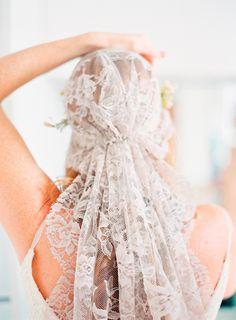 Lovely Lace Veil
