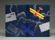 By Air, by Priscilla Spitler. Celebration of mail delivered by pilots in little planes.