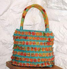 arte textil por Irene Martin