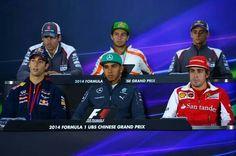 Alonso China GP 2014