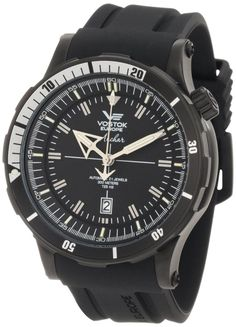 Vostok-Europe Anchar Mens Diver Watch NH35A/5104142