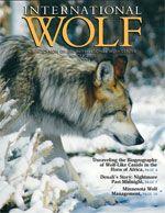 International Wolf Magazine