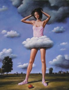 The Surrealist Art Of Rafal Olbinski