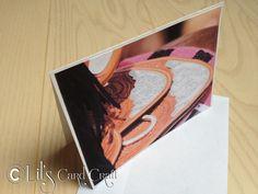 Handmade Card with my Saddle  Blank Card by LilsCardCraft on Etsy, $2.50