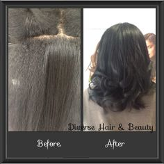 1000 Images About Straightening Natural Hair On Pinterest