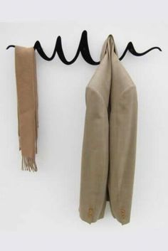 Scribble Coat Rack