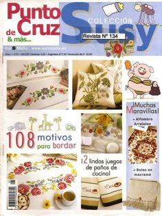 Gallery.ru / Фото #18 - pano de copa - ergoxeiro Cross Stitch Magazines, Cross Stitch Books, Malta, Embroidered Towels, Rugs, Journals, Punto De Cruz, Dots, Malt Beer