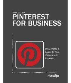 La mejor guía de PINTEREST de Hubspot / Hubspot's brilliant PINTEREST guide