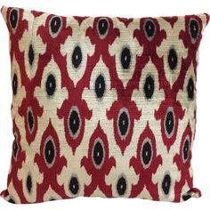 Found it at Wayfair - Flordeli Velvet Throw Pillow