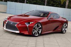 Lexus LC 500 coming to Detroit Auto Show