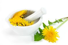 There are several herbs that can aid the detox process. Here are the top five