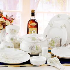 Find More   Information about Quality 56 dinnerware sets China bowls colourful  water lotus ceramic,High Quality  ,China   Suppliers, Cheap   from PRIX on Aliexpress.com US $20.00off $500.00 Vaild for 4 days US $20.00 off per US $500.00 Get US $20.00 off for single orders greater than US $500.00. When you purchase more than one item, please cart to get the discount. Time remaining for promotion: 4d 23h 58m 29s