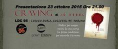 presentazione Craving di Jo Rebel (23 ottobre 2015, Torino)