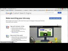 Free Technology for Teachers: How to Build Your Own Search Engine