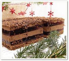 To mocno kakaowe ciasto jest ciemne jak noc, stąd zapewne jego nazwa #NOCKA#. Wbrew pozorom ciasto jest łatwe w przygotowaniu i nie pochłania zbyt wiele