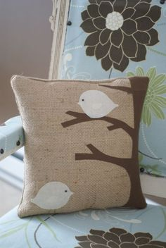 Adorable Pillow for my guest room