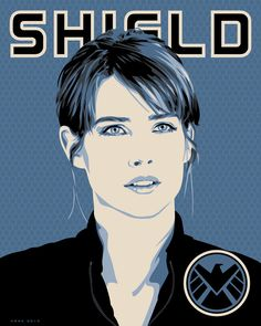 Agents of SHIELD, Maria Hill