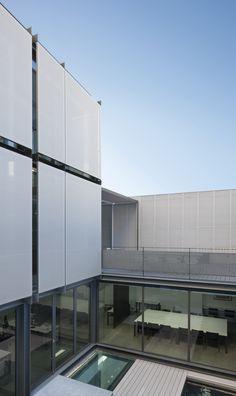 ALL87. allende arquitectos headquarters, Madrid. 2013-2015
