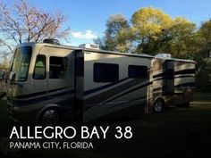 Used 2006 Allegro Bay 38 for sale in Panama City, Florida