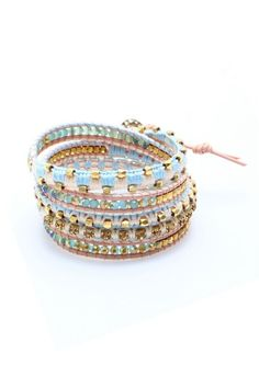 Bracelet | Everything But Water. bangles and stack bracelets are my thing