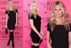 Alexandra Richards at the Victoria's Secret Fashion Show afterparty 2015