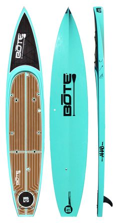 New Bote Board 14' Ahab SUP Fishing Stand Up Paddleboard - http://standuppaddleboardreviewsite.com
