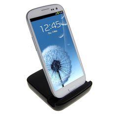 Samsung Galaxy S3 Zubehör im Test - Teil 1: Akkus - http://www.mrmad.de/samsung-galaxy-s3-zubehor-im-test-teil-1-akkus-1305  Samsung Galaxy S3 Zubehör im Test  Teil 1: Akkus  Das Samsung Galaxy S3 ist das bislang meistverkaufte Android Smartphone aller Zeiten, was zur Folge hat, dass mit Abstand am meisten Zubehör dafür erhältlich ist. Nun, da der Nachfolger langsam aber sicher flächendeckend erhältlich ist, rutscht der ehemalig