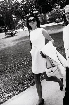 Jackie O. in Manhattan, 1970 Photography by Roland School/Pix Inc/Time & Life Pictures/Getty Images