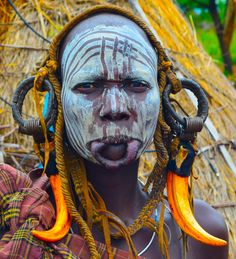 mursi tribe - Google Search