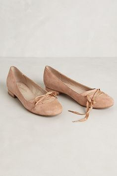 Del Mar Flats #anthropologie Not sure which color I like best! They are all lovely!