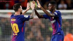 Barcelona quiere seguir de racha