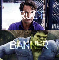 Bruce Banner/The Incredible Hulk
